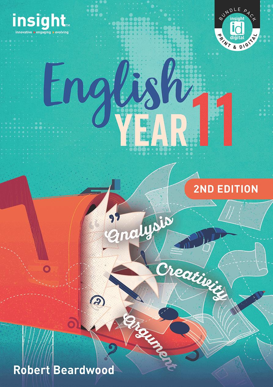 Insight English Year 11 2nd edition