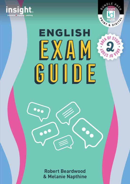 English Exam Guide – Area of Study 2
