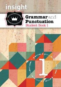 Insight Skills Builders Grammar & Punctuation Student Book 1