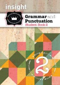 Insight Skills Builders Grammar & Punctuation Student Book 2