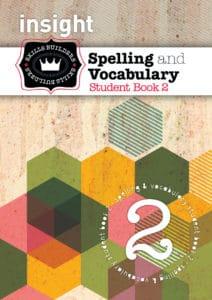Insight Skills Builders Spelling & Vocabulary Student Book 2