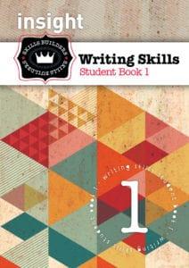 Insight Skills Builders Writing Skills Student Book 1