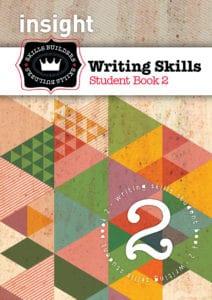 Insight Skills Builders Writing Skills Student Book 2