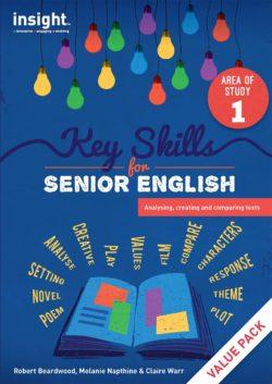 Key Skills for Senior English - Area of Study 1
