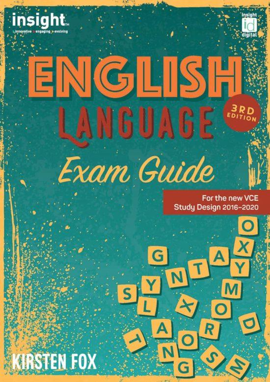 English Language Exam Guide 3rd edition