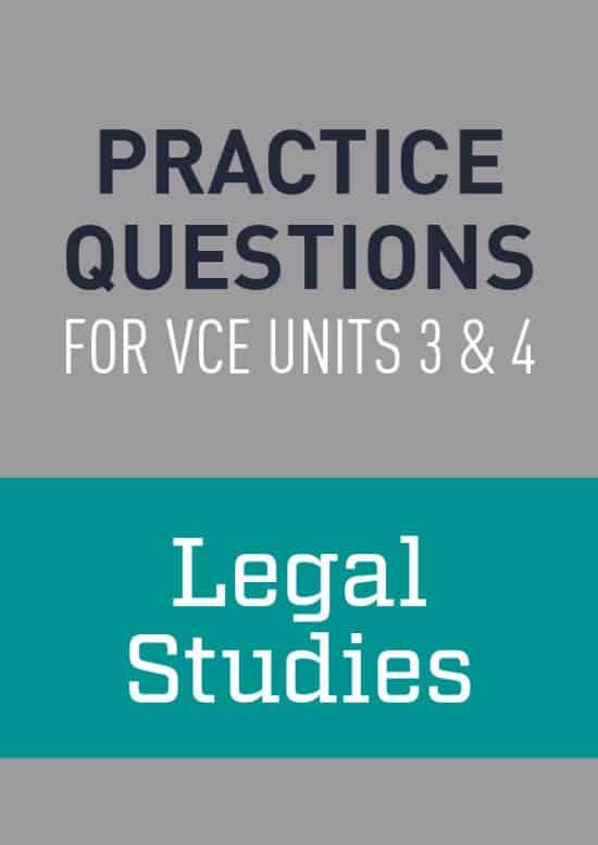Practice Questions: Business Management VCE Units 3 & 4